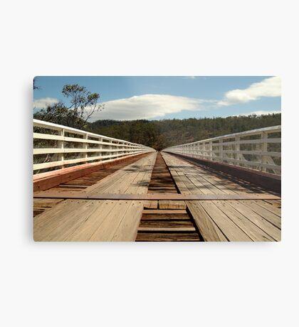 McKillops Bridge Metal Print
