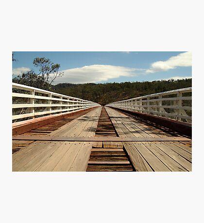 McKillops Bridge Photographic Print