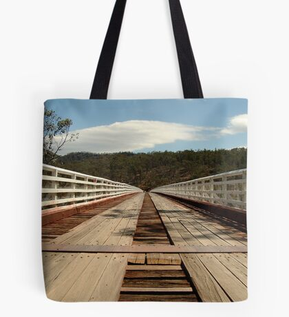 McKillops Bridge Tote Bag