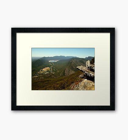Halls Gap Grampians Framed Print