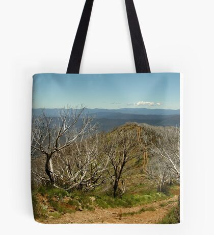 View from Mt Blue Rag,High Country Tote Bag