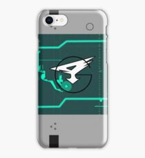 Gatchaman crowds note iPhone Case/Skin