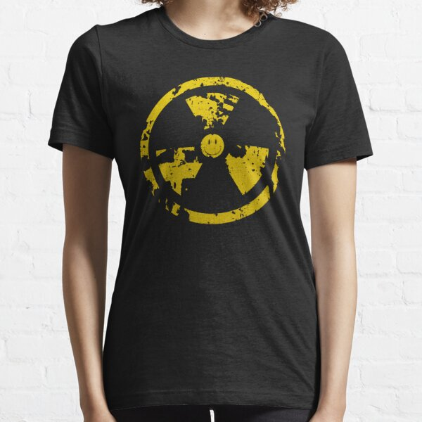 Nuclear smile : ) Essential T-Shirt