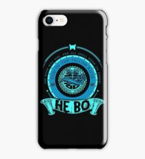 HE BO - GOD OF THE YELLOW RIVER iPhone Case/Skin