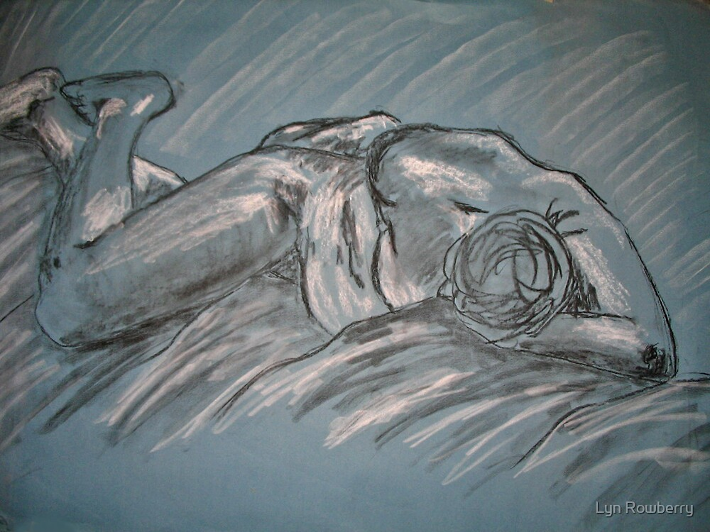 Drawing 6 by Lyn Rowberry