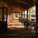 Pub, Outback Tibooburra,N.S.W.  by Joe Mortelliti