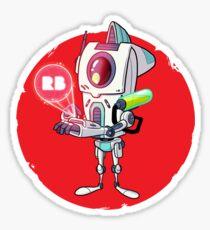 Redbubble Engineering Sticker