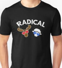 Radical  Moose Lamb T Shirt T-Shirt
