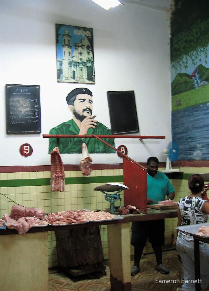 The Butcher by cameron barnett