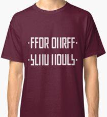 SEND NUDES hidden message Classic T-Shirt