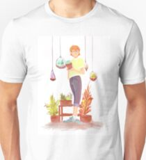 Succulents ll Pidge ll Voltron Unisex T-Shirt