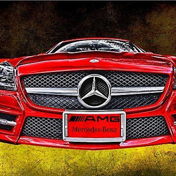 Mercedes Benz - German by benbdprod