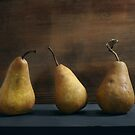 Pears by lawrencew