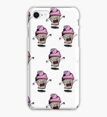 Cupcake Monster iPhone Case/Skin