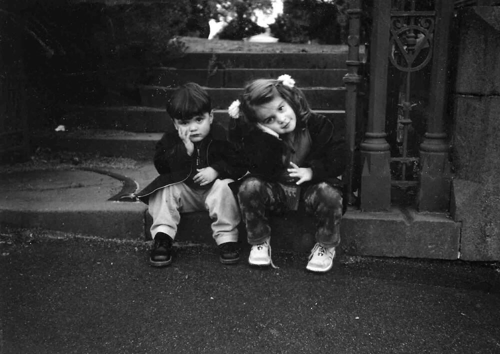 kids by Laz Moutafis