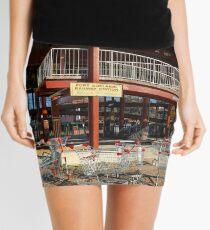 Stationary Mini Skirt