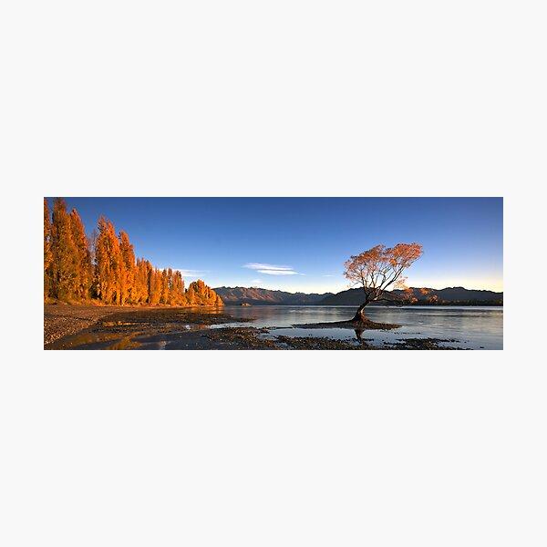 Lake Wanaka Photographic Print