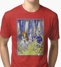 Wizard of Oz by L Frank Baum Tri-blend T-Shirt