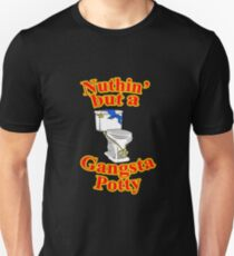 Ain't Nuthin' But A Gangsta Potty T-Shirt