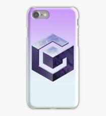 Vaporwave x gamecube iPhone Case/Skin
