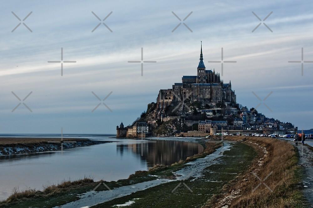 Mont Saint Michel by Julien Tordjman
