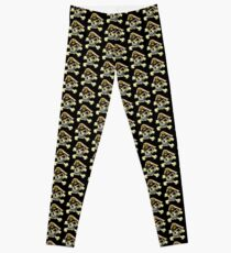 US Navy Chief Skull Leggings