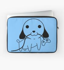 Gamepad Puppy Laptop Sleeve