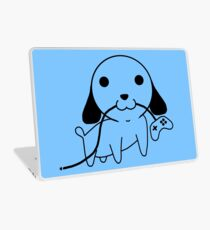 Gamepad Puppy Laptop Skin