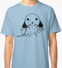 Gamepad Puppy Classic T-Shirt
