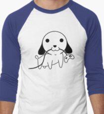 Gamepad Puppy Men's Baseball ¾ T-Shirt