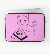Arcade Kitten Laptop Sleeve