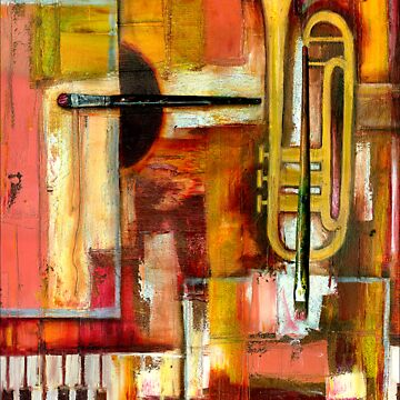 """Jazz is Art, Art is Jazz"" by Leith"