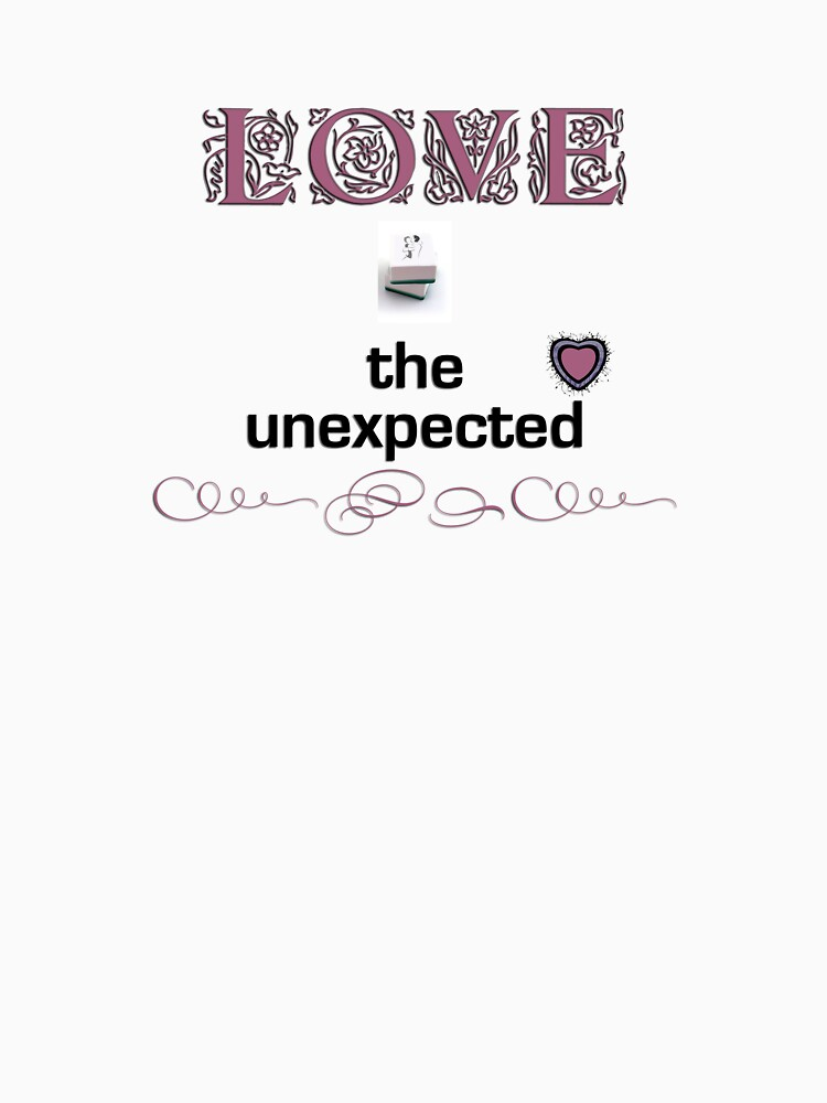 The unexpected - in violet by absalom