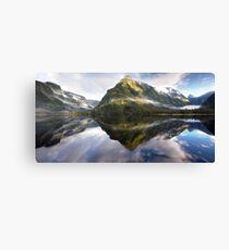 Doubtful Sound - Fiordland Canvas Print