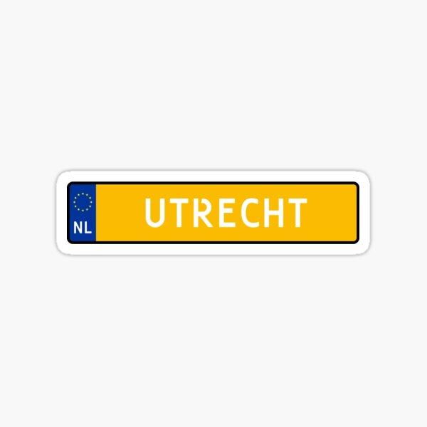 Utrecht Kentken Sticker