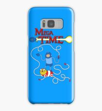 MEGA TIME! Samsung Galaxy Case/Skin