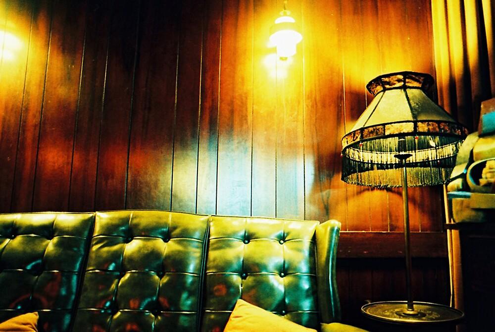 Back Bar - A Melbourne Pub by ARPhotography