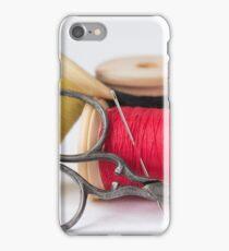 Vintage Sewing iPhone Case/Skin