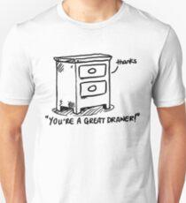 I'm not furniture... Unisex T-Shirt