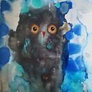 Owl 13 by Julie  Sutherland