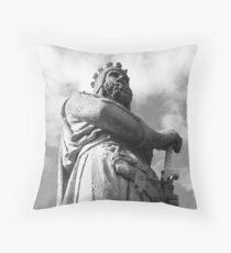 Eternal Nobility Throw Pillow