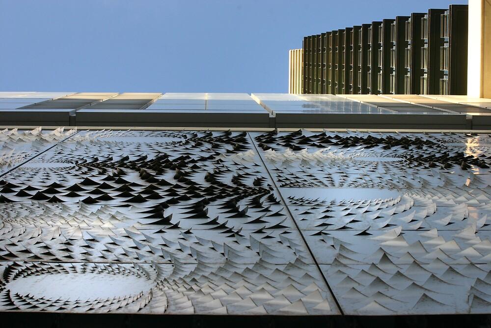 textured building 2 by rick strodder