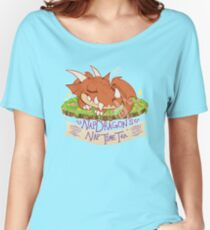 Napdragon's Nap Time Tea [Fantasy Life] Women's Relaxed Fit T-Shirt
