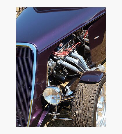 1934 Ford Coupe Photographic Print