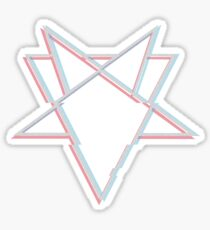 SLVYVLL GLITCH - BEST QUALITY Sticker