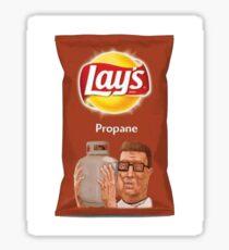 Lays - Propane Sticker