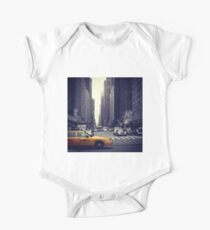 New York Vintage Taxi Cab Kids Clothes