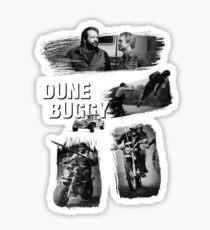 Dune Buggy - Bud Spencer Terence Hill  Sticker