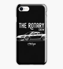 RX-8. The rotary crew iPhone Case/Skin