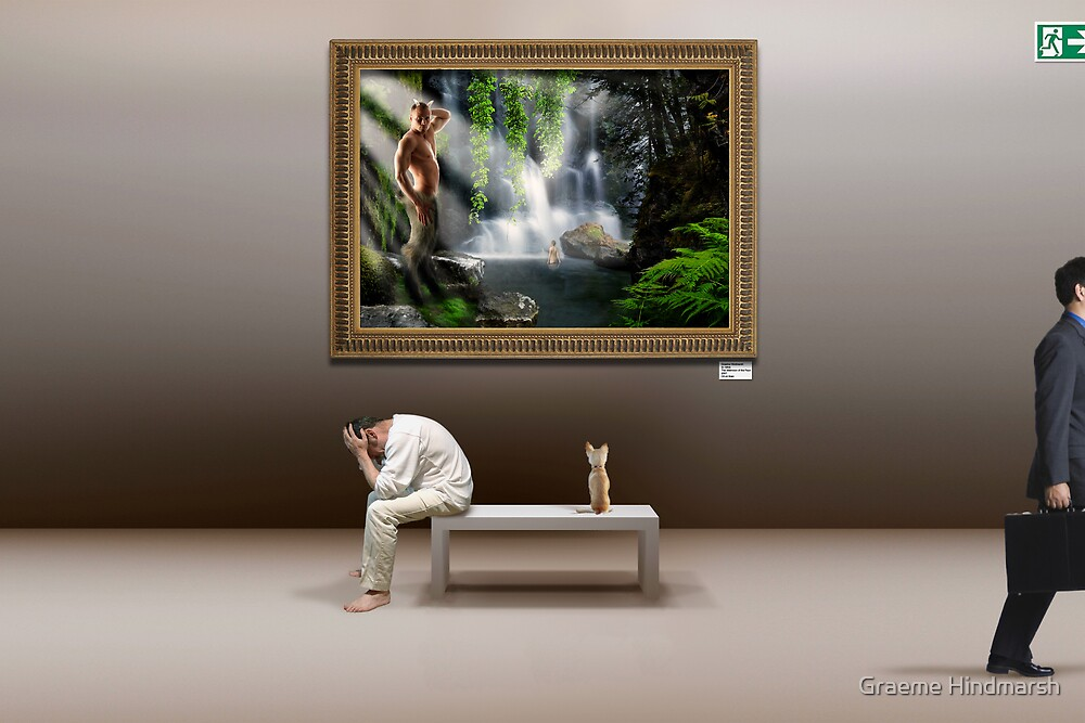The Afternoon of the Faun by Graeme Hindmarsh